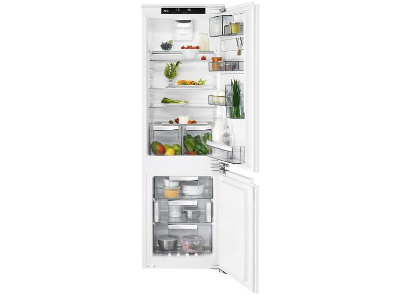 Aeg Hausgeräte Kühlschrank : Aeg einbau kühl gefrierkombination sce81864tc möbel dau gmbh in